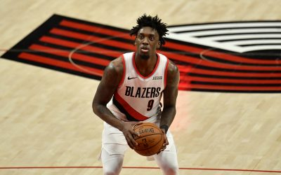 Nassir Little was drafted in the 1st round of the 2019 draft