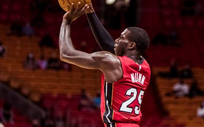 Kendrick Nunn finishes second in NBA Rookie of the Year voting