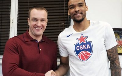 Joel Bolomboy re-signs with Euroleague champion CSKA Moscow