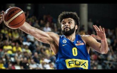 Elijah Bryant signs with Euroleague powerhouse Maccabi Tel Aviv