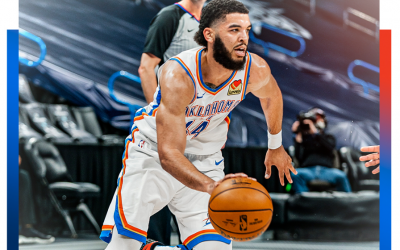 Kenrich Williams thriving with OKC Thunder