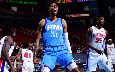 Christian Wood agrees to 3-Year, $41 million deal with Houston Rockets